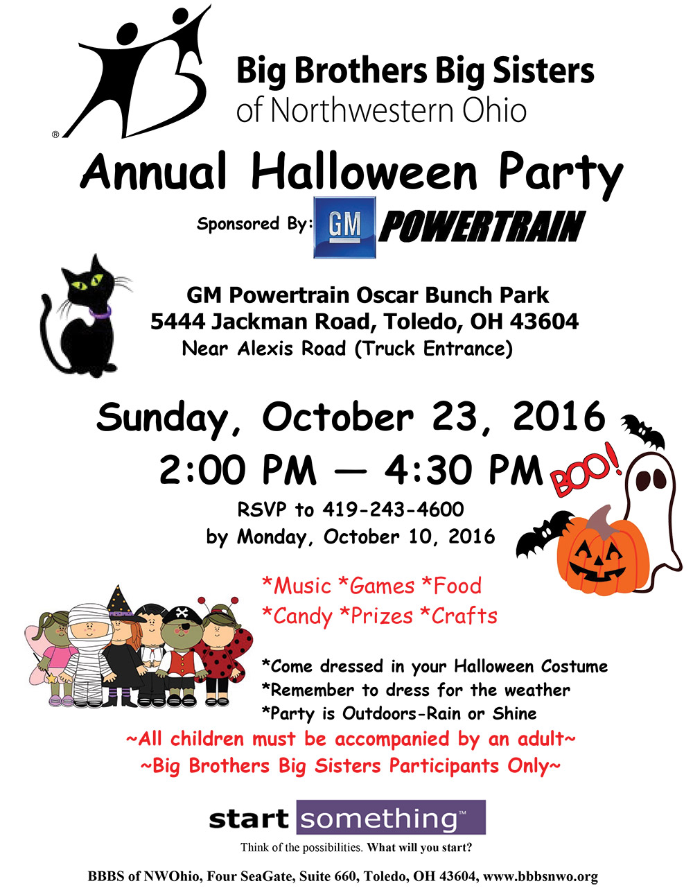 halloween-flyer-10-16-2016 - Big Brothers Big Sisters of ...