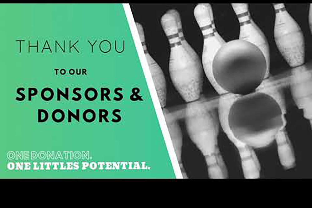 Thank You To Our Sponsors & Donors | Bowl for Kids' Sake 2020