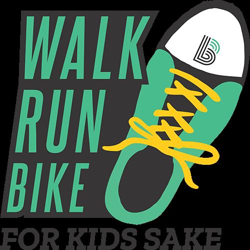 Get Active for Kids' Sake logo